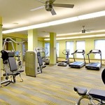 Alta Design District Apartment Fitness Center