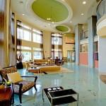 Alta Design District Apartment Interior