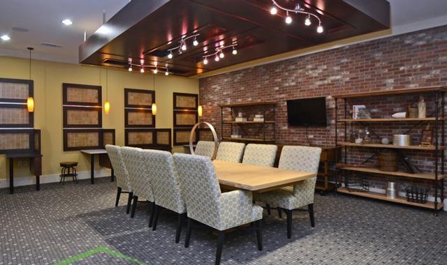 alta henderson apartment business center apartment in dallas