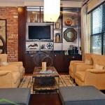 Alta Henderson Apartment Media Room