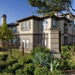 Archstone Park Cities Apartment Building View