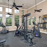 Archstone Park Cities Apartment Fitness Center