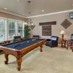 Archstone Park Cities Apartment Game Room