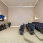 Archstone Park Cities Apartment Theaterr Room