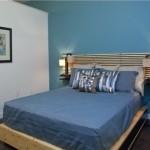 Eastwood on Henderson Apartment Bedroom