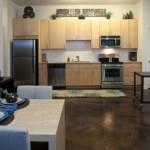 Eastwood on Henderson Apartment Kitchen.