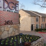 Edge at White Rock Apartment Signage