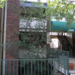 Hondo Park Apartment Entrance