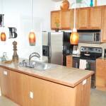 Interurban Building Apartment Kitchen
