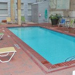 Interurban Building Apartment Pool