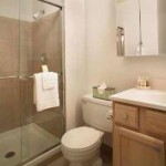 Jefferson at 1001 Ross Apartment Bath Room