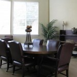 Kingsgate Apartment Dining Room