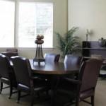 Kingsgate Apartment Dining Room