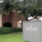 Kingsgate Apartment Entrance