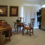 Kingsgate Apartment Living Room