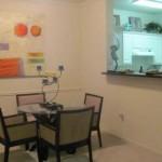 Kingsgate Apartment kitchen