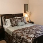 Lakewood Greens Apartment Master Bedroom