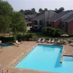 Lakewood Greens Apartment Pool Area