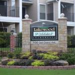 Lakewood Greens Apartment Signage