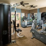 Lakewood on the Trail Apartment Fitness Center
