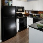 Lakewood on the Trail Apartment Kitchen