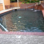 Lincoln Court Apartment Pool