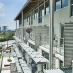 Lofts at Mockingbird Station Apartment Building View