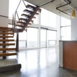 Lofts at Mockingbird Station Apartment Marbles Floor