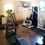 Magnolia Station Apartment Fitness Center