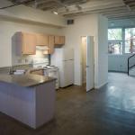 Magnolia Station Apartment Kitchen