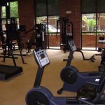 Manchester State Thomas Apartment Fitness Center