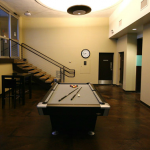 Manor House Apartment Game Room
