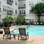 Marquis at West Village Apartment Pool Area
