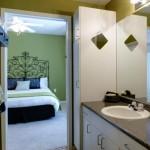 Marquis on Gaston Apartment Bath Room
