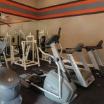 Marquis on Gaston Apartment Fitness Center
