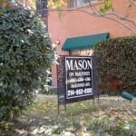 Mason Apartment Entrance