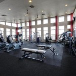 McKinney Uptown Apartment Fitness Center
