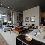 McKinney Uptown Apartment Living Area