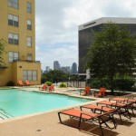 McKinney Uptown Apartment Pool