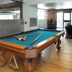 Mitchell Lofts Apartment Game Room