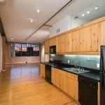 Mitchell Lofts Apartment Kitchen