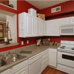 Northbridge in the Village Apartment Kitchen