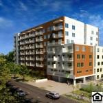 Park 4200 Apartment Building View