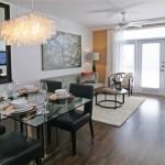 Park 4200 Apartment Dining Room