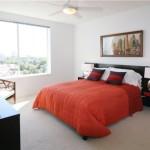 Park 4200 Apartment Master Bedroom