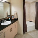 Post Heights Apartment Bath Room