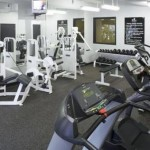 Post Heights Apartment Fitness Center