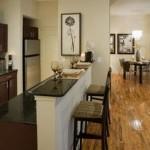 Post Heights Apartment Kitchen