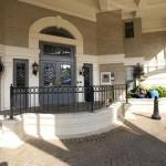 Post Meridian Apartment Entrance