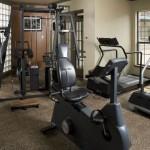 Post Meridian Apartment Fitness Center